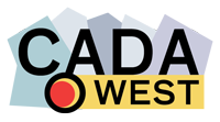 Logo for CADA West